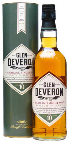 glen deveron 10