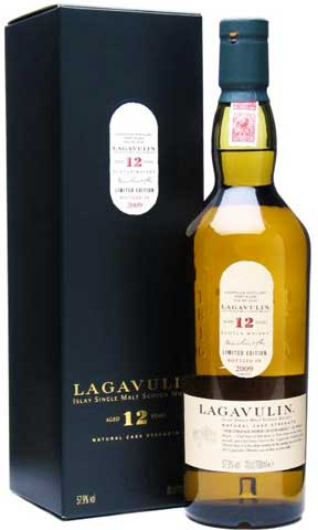 Lagavulin-12