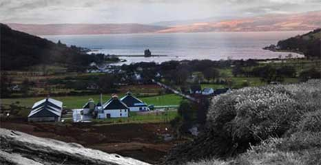 Arran ( Isle of )