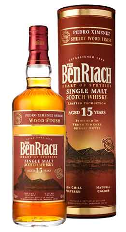 benriach-15-px-sherry-wood-finish