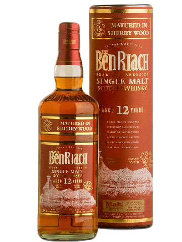 BenRiach-12-Sherry-Wood-Finish