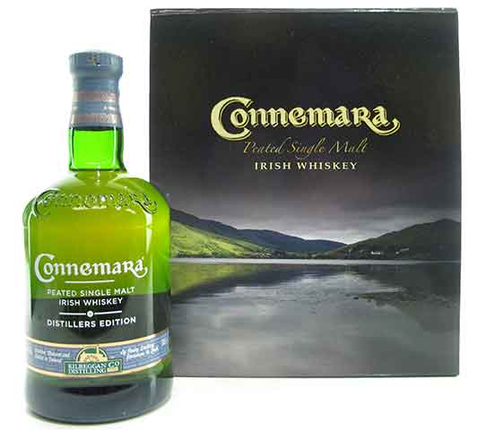 Connemara-distillers-edition-gift-set