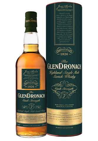 GlenDronach-cask-strength