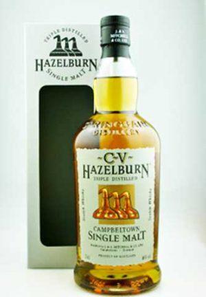 Hazelburn-CV