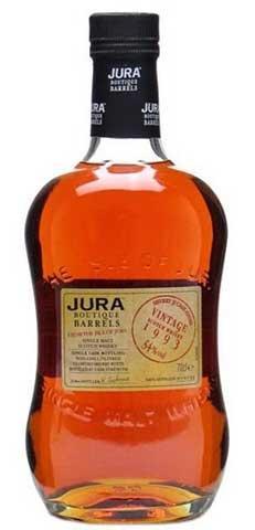 Jura-Boutique-Barrels,-Sherry-Finish