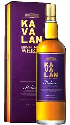 Kavalan-Podium