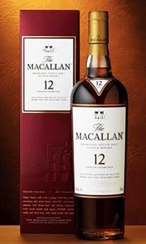 Macallan-12-Sherry-Oak