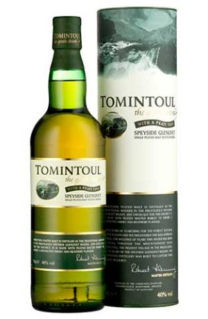 Tomintoul peaty-tang