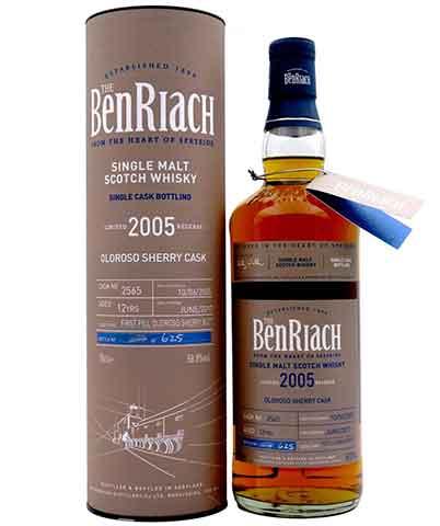benriach-2005