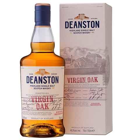 deanston-virgin-oak