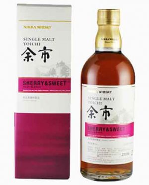 nikka-sherry-sweet