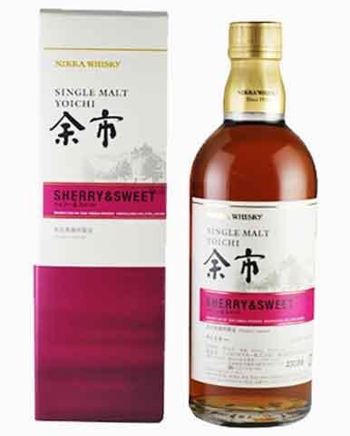 nikka-sherry-sweet