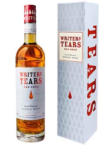 wrtiers-tears-red-head